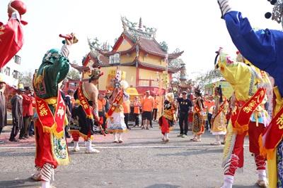110年 溫王廟開光回駕遶境